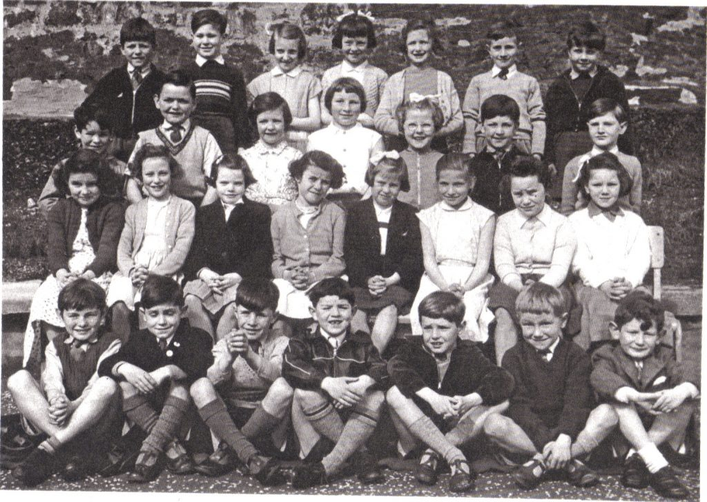 Strachur School photo 1960