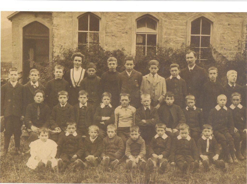 School Photo 1907