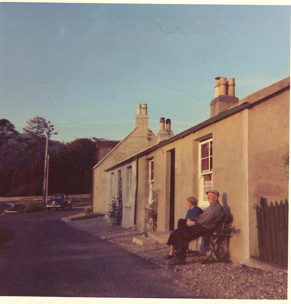 Marshall McKell, Houses, Marshall Cottage