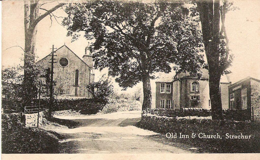 Church and Old Inn