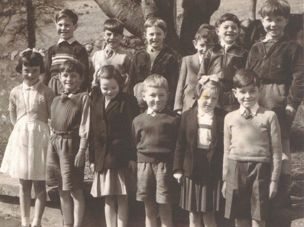 School photo 1958