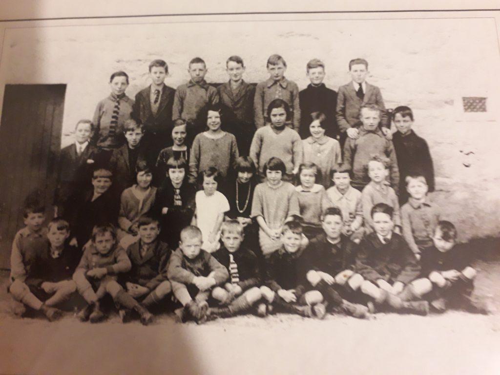 Strachur School 1923/24
