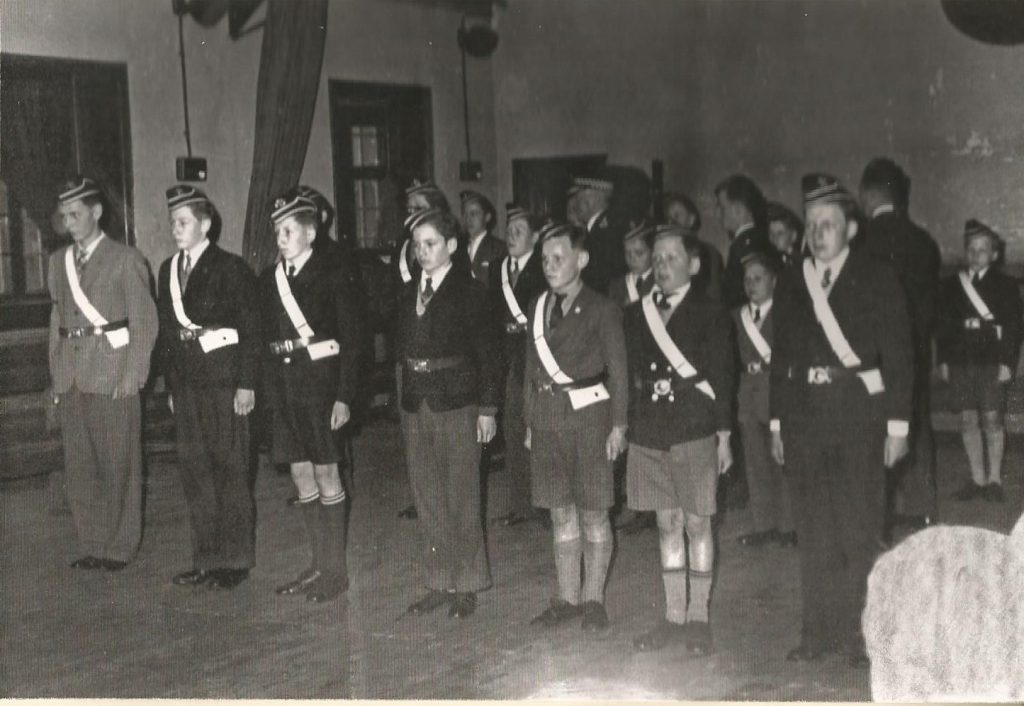 photo of The Boys' Brigade