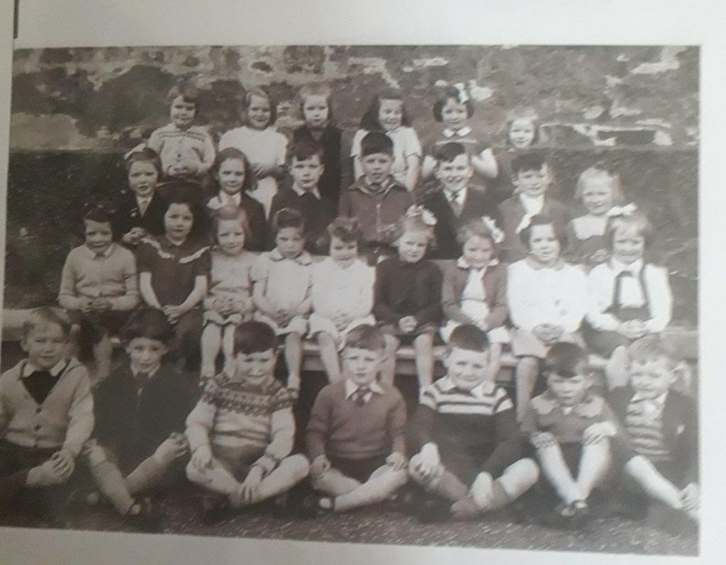 Strachur School 1960