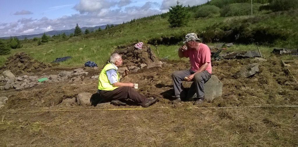 Tigh Caol Dig