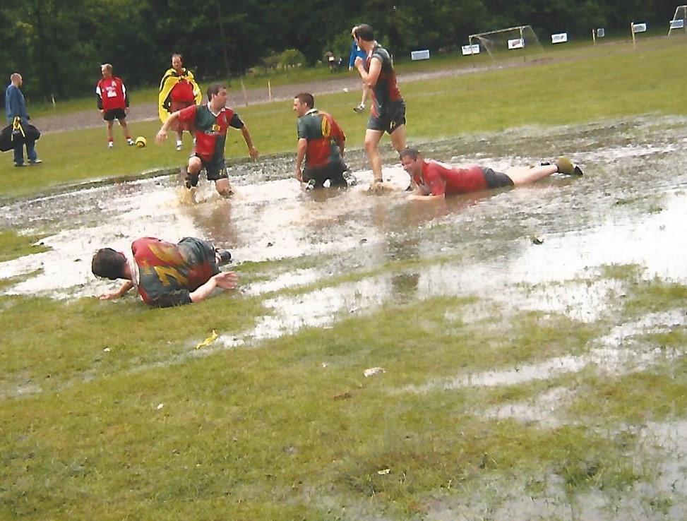 Swamp Soccer