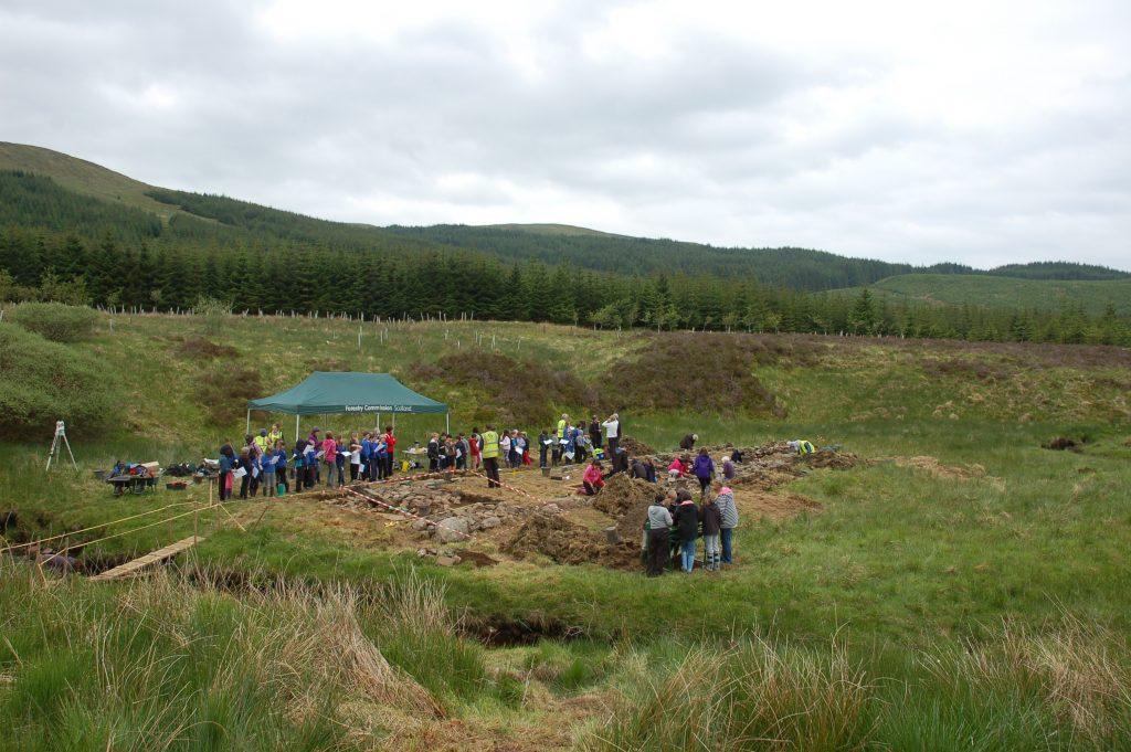 Photo of Tigh Caol Dig