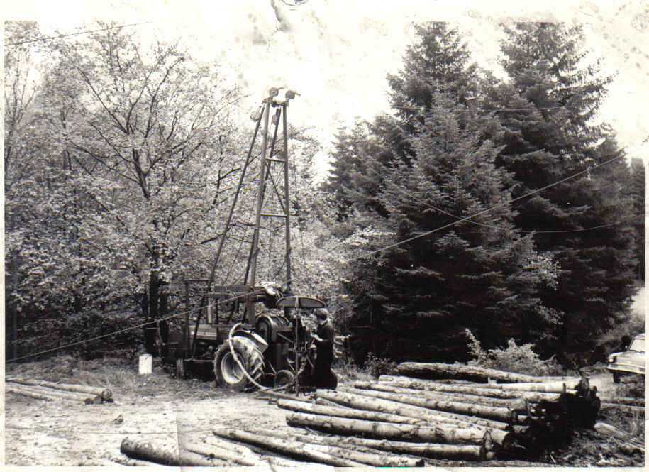 photo of Forestry winch