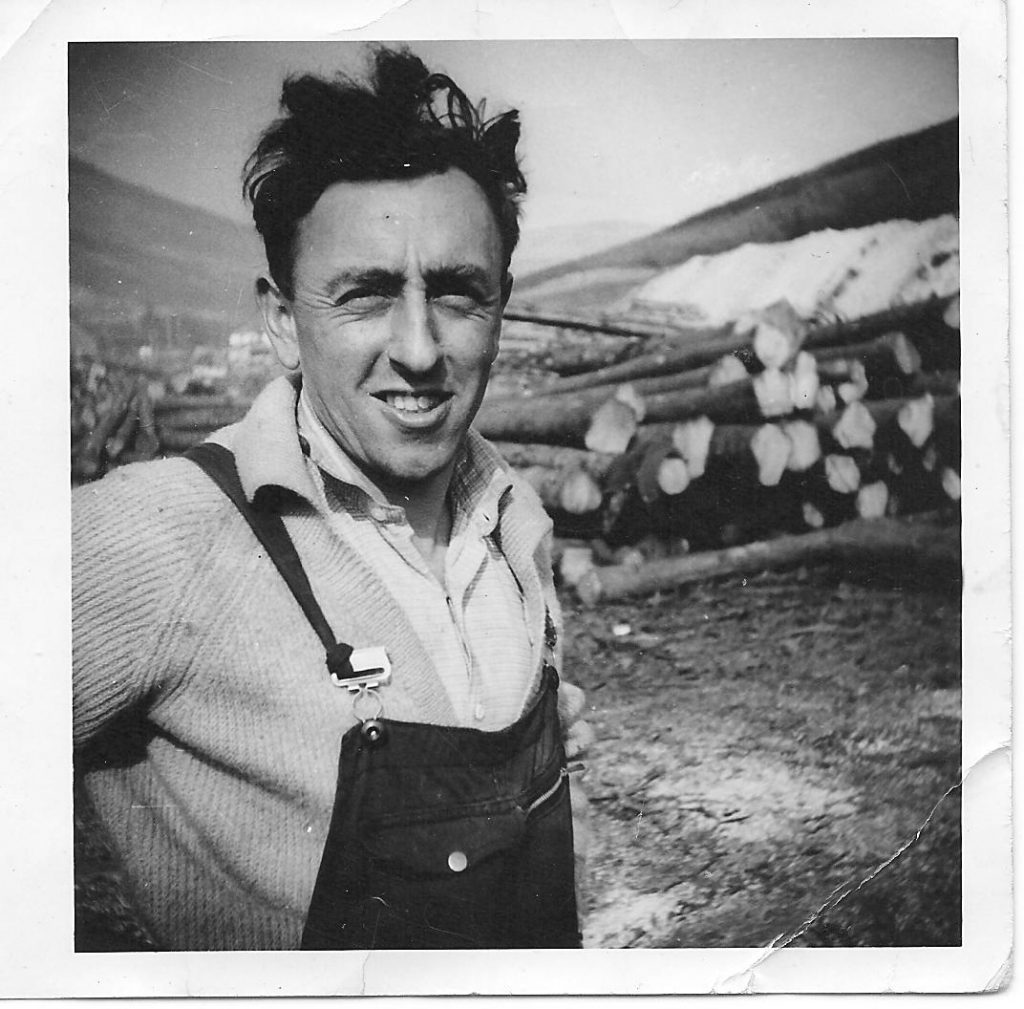Donald MacNab From MacNab & Weir, Haulage Contractors