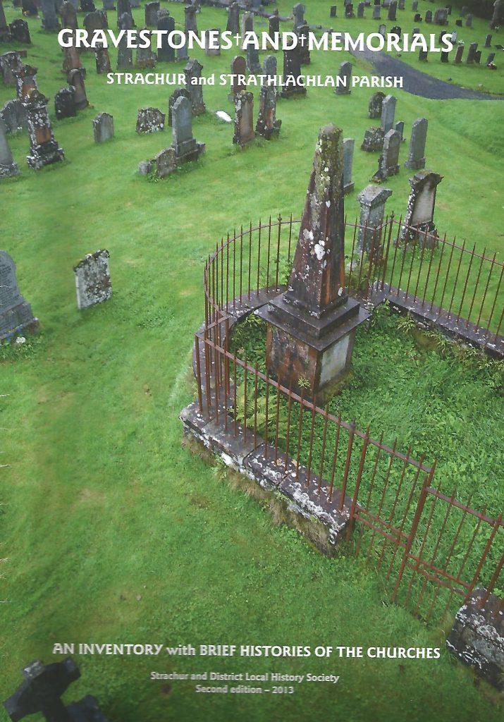 Graveyard and Memorials book cover