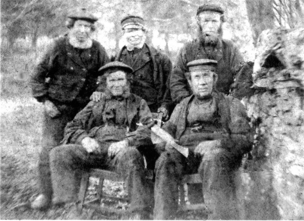 Photo of Fishermen at Newton