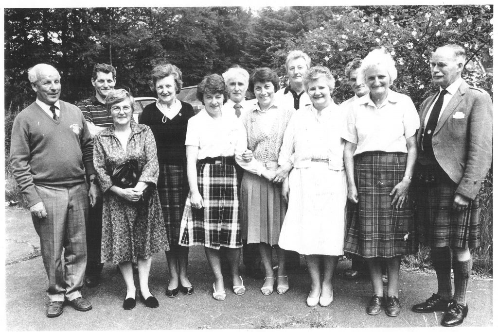 Strachur and District Piping Assoc.