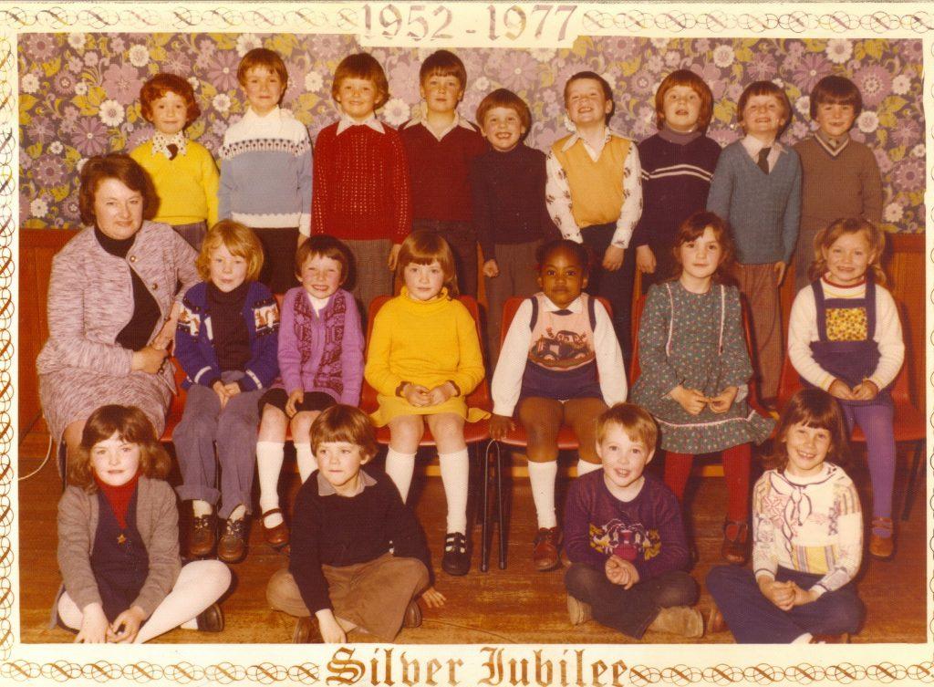 Photo of Strachur Primary Pupiils 1977
