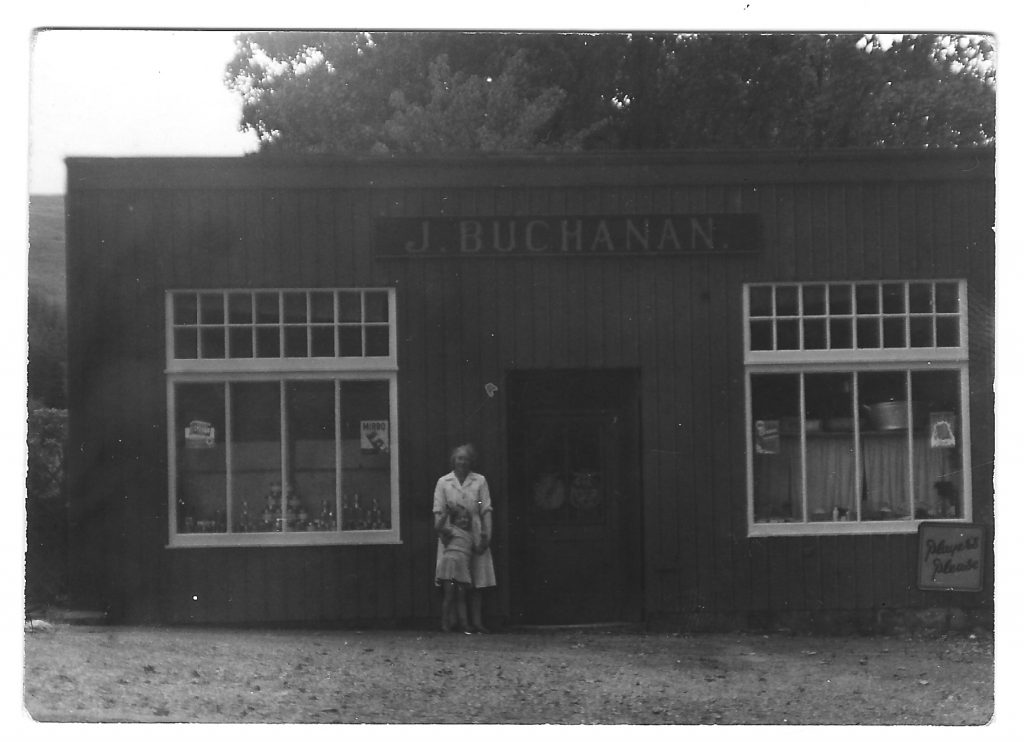 Buchanans shop