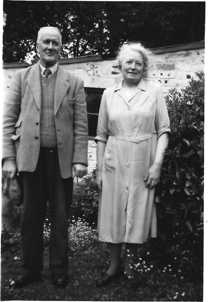 Mr and Mrs Buchanan
