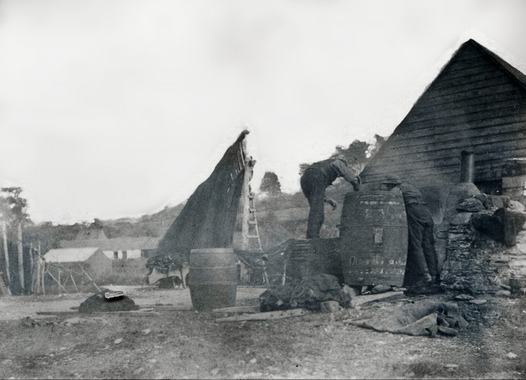 Photo from Plowden Collection