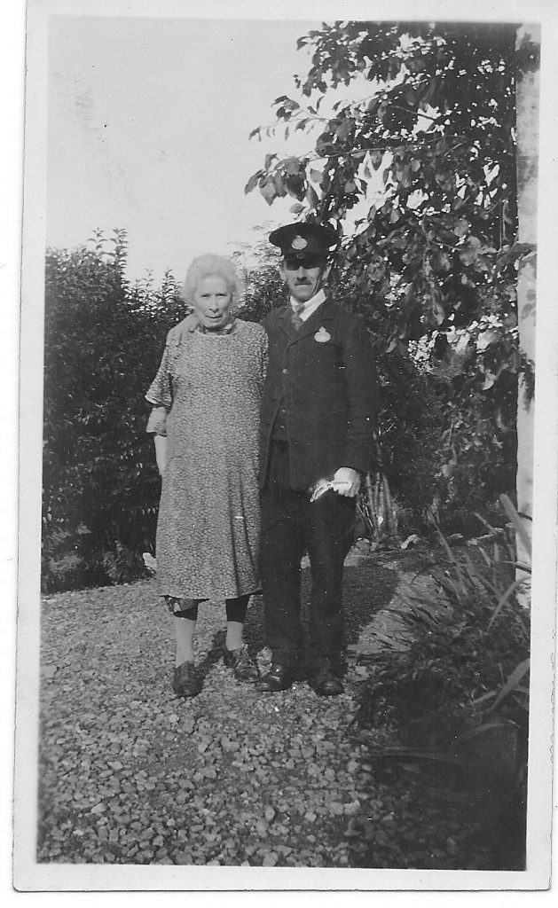 Kenny Buntain and Margaret Anderson