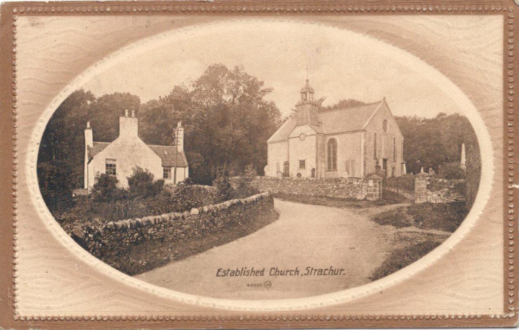 Strachur Parish Church
