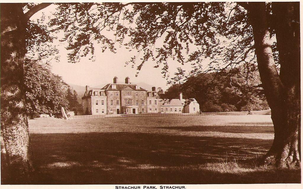 Strachur House